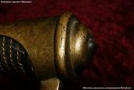 Навершие легко кавалерийской сабли первой половины 19 века